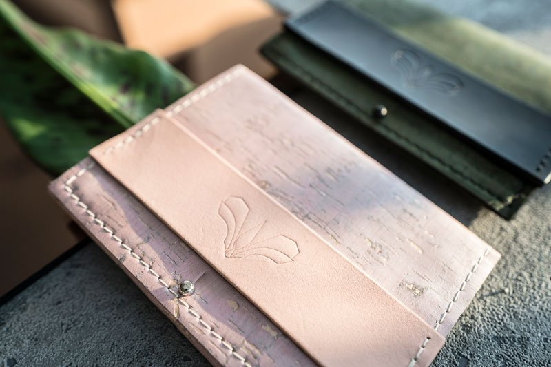 CORK PASSPORT HOLDER WALLET