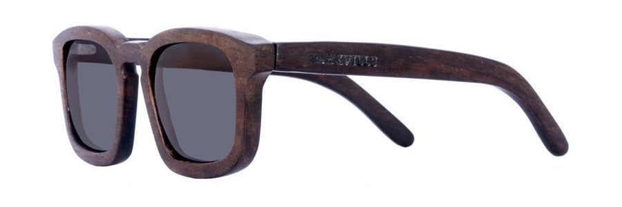 Parkville Dombies (kumbuk wood): polarized lenses