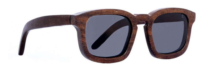 Parkville Dombies (kumbuk wood): Wooden Eyewear