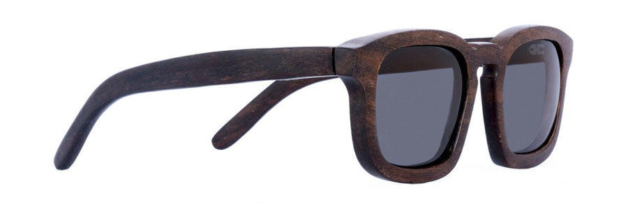 Parkville Dombies (kumbuk wood): Eco Friendly Sunglasses