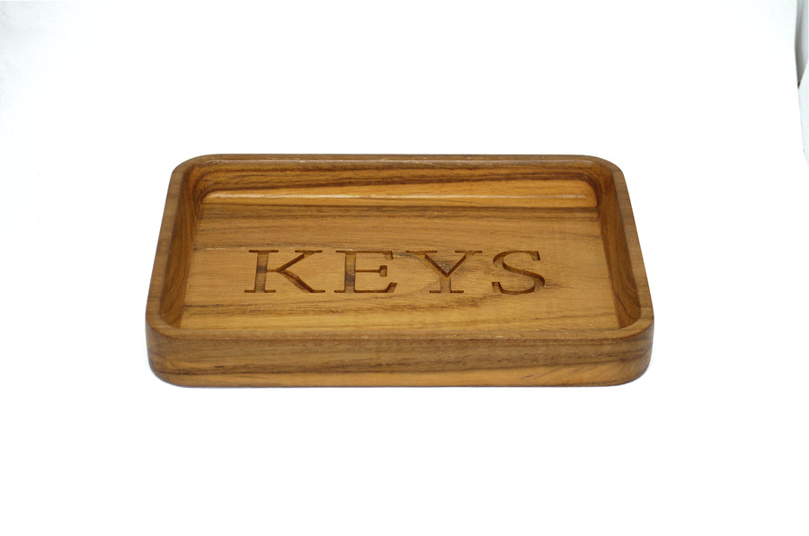 Parkville Home Interior Design Accessory Key Tray