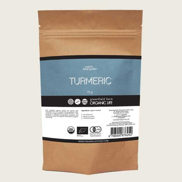 Parkville Groceries Organic Turmeric Delivered to Colombo