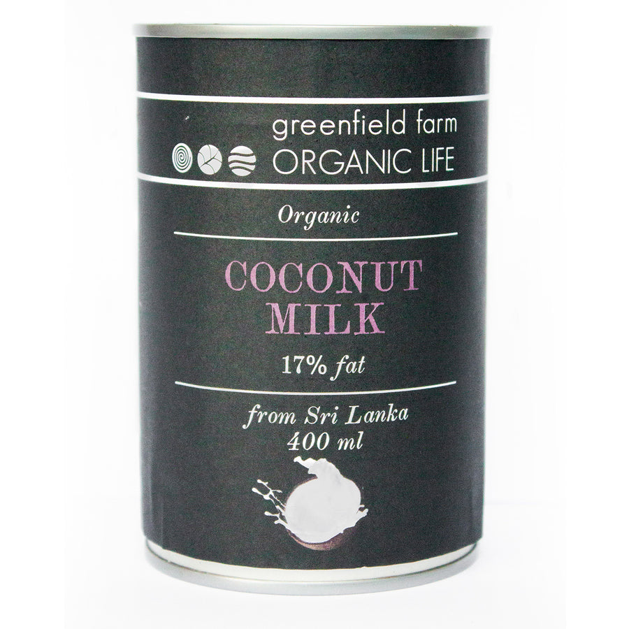 Coconut Milk, certified organic, Home delivery in Colombo by Parkville Groceries