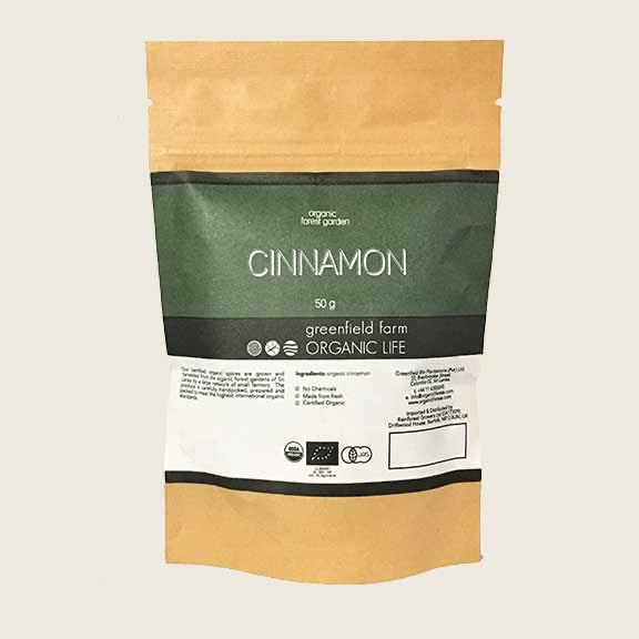 Organic Cinnamon by Parkville, online groceries delivered to your door