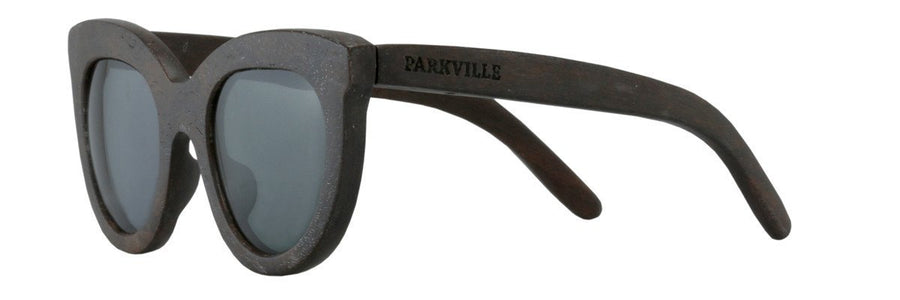Parkville Polarised sunglasses, wooden glasses with UV protecting lenses