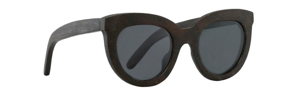 Parkville Eyewear unisex sunglasses with handmade wooden frame and UV protecting lenses