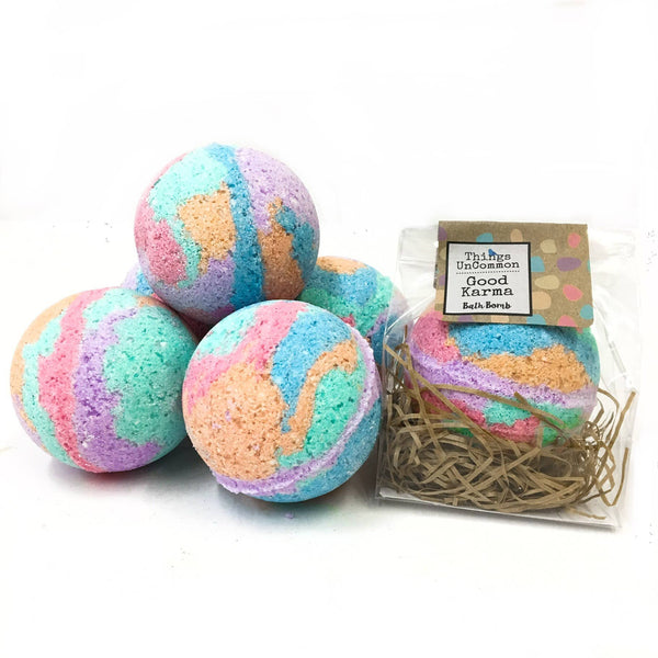 Fizzy Bath Bomb - Good Karma