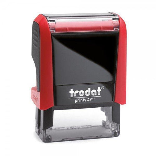 Trodat Printy 4911 Custom Self-Inking Rubber Stamp 38 x 14mm