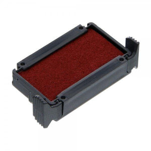Trodat Replacement Ink Pad 6/4910 with Red ink