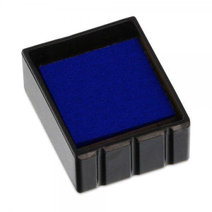 Colop Replacement Ink Pad E/Q12 Blue Ink