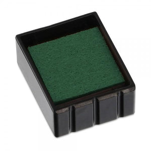 Colop Replacement Ink Pad E/Q12 Green Ink