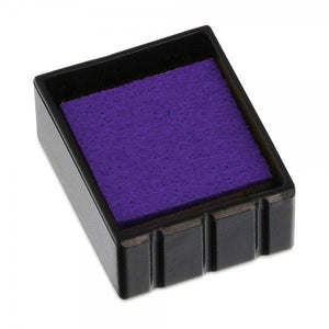 Colop Replacement Ink Pad E/Q12 Violet Purple Ink