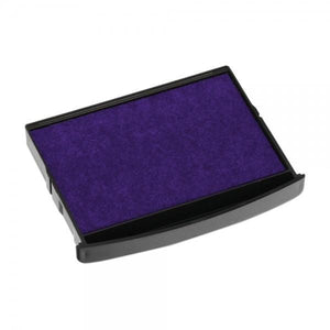 Colop Replacement Ink Pad E/2600 Violet Purple Ink