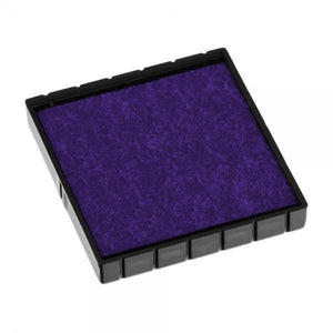 Colop Replacement Ink Pad E/Q43 Violet Purple Ink