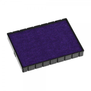 Colop Replacement Ink Pad E/55 Violet Purple Ink