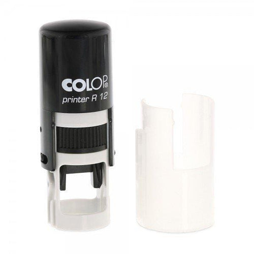 Colop Printer R12 Custom stamp 12mm Round