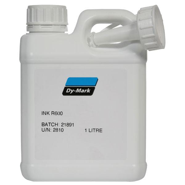 Dy-Mark R600 Stencil Roller Ink 1 Litre