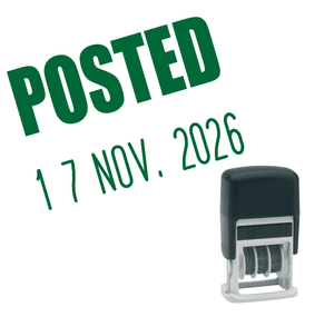 Posted Mini-Date Stamp