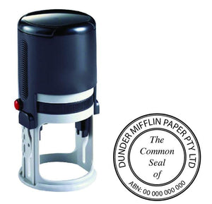 Self-Inking Common Seal Stamp
