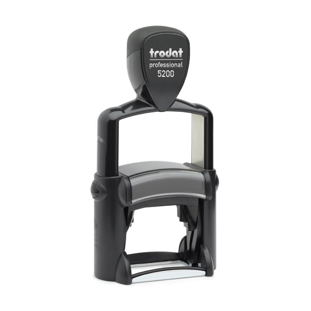 Trodat Professional 5200 Custom Self-Inking Stamp 41 x 24mm