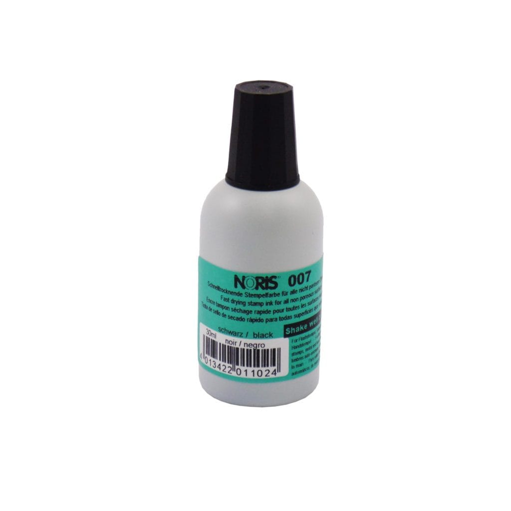Noris 007 Ink 30ml Black