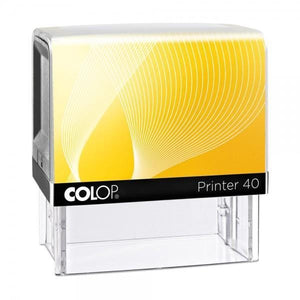 Colop Printer 40 Custom stamp 59 x 23mm