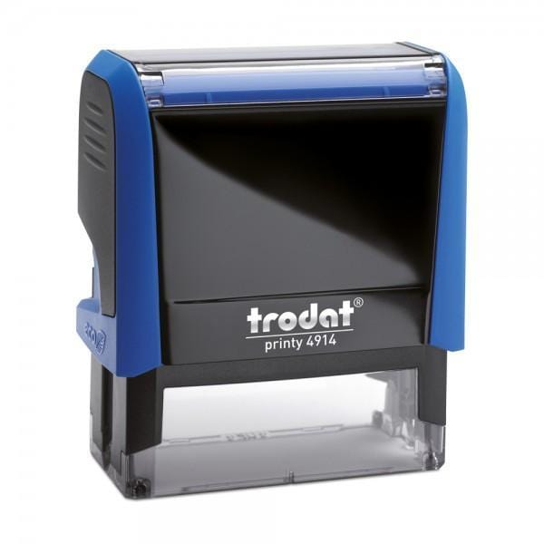 Trodat Printy 4914 Custom Self-Inking Rubber Stamp 64 x 26mm