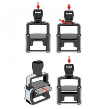 Load image into Gallery viewer, Trodat Professional 5215 Custom Self-Inking Stamp 45mm Round