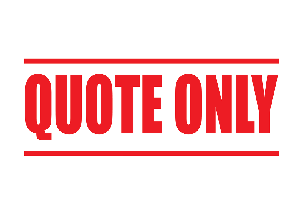 Quote Only Stamp