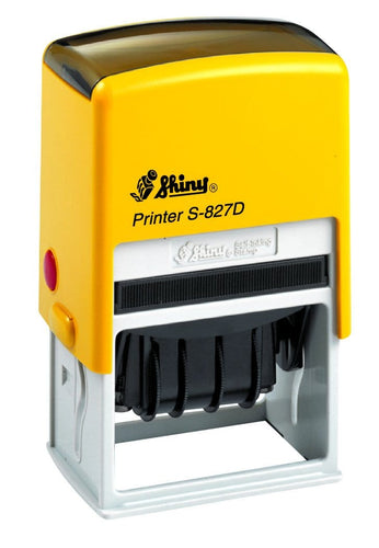 Shiny Printer Date S-827D, 50 x 30mm