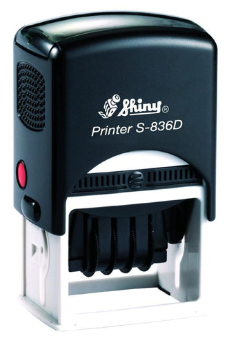 Shiny Printer Date S-836D, 45 x 30mm
