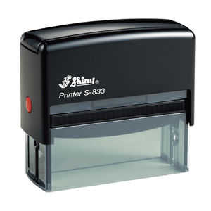 Shiny Printer S-833, 82 x 25mm