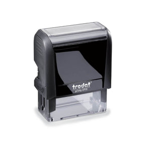 Trodat Printy 4910 Custom Self-Inking Rubber Stamp 26 x 9mm