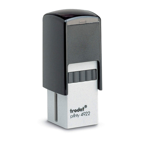 Trodat Printy 4922 Custom Self-Inking Rubber Stamp 20 x 20mm