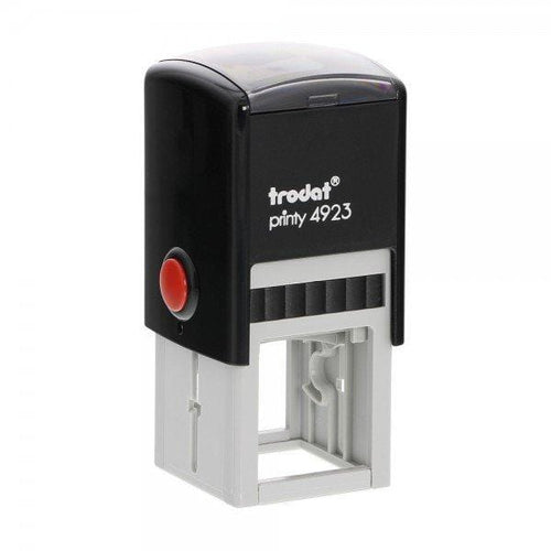 Trodat Printy 4923 Custom Self-Inking Rubber Stamp 30 x 30mm