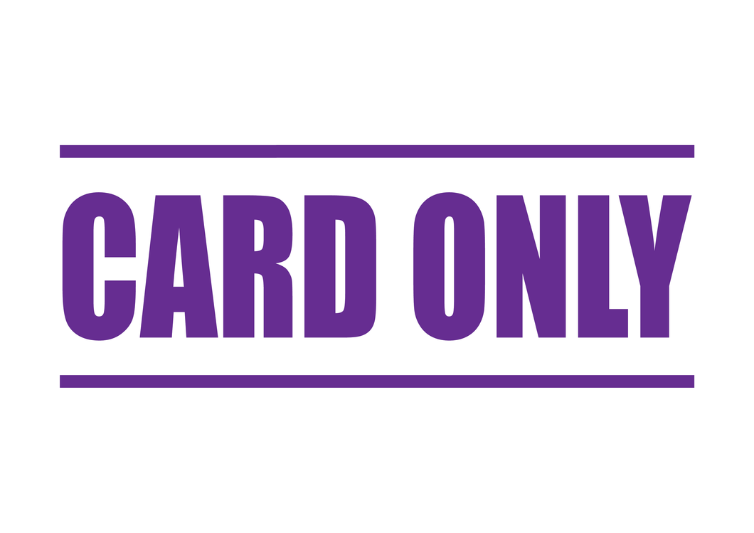 Card Only Stamp