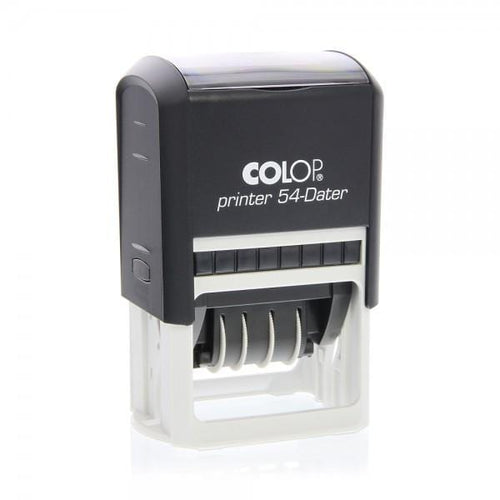 Colop Printer P54D Custom 4mm Date Stamp 50 x 40mm