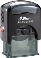 Shiny Printer S-841L, 30 x 10mm