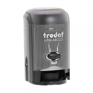 Trodat Printy 46025 Custom Self-Inking Rubber Stamp 25mm Round