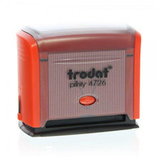 Load image into Gallery viewer, Trodat Printy 4726 Custom Self-Inking 4mm Date Stamp 75 x 38mm