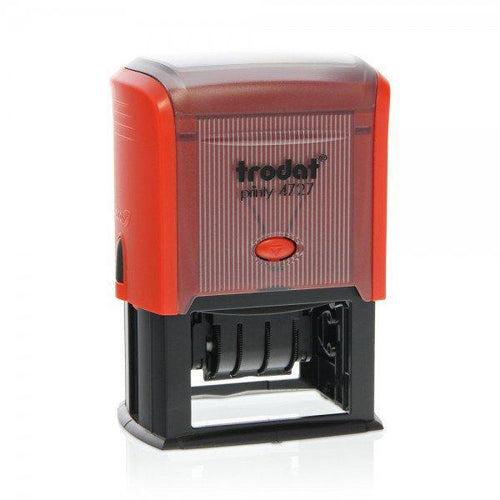 Trodat Printy 4727 Custom Self-Inking 4mm Date Stamp 60 x 40mm
