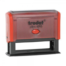 Load image into Gallery viewer, Trodat Printy 4918 Custom Self-Inking Rubber Stamp 75 x 15mm