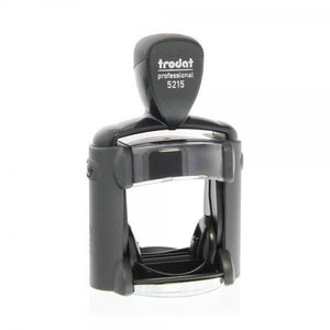 Trodat Professional 5215 Custom Self-Inking Stamp 45mm Round