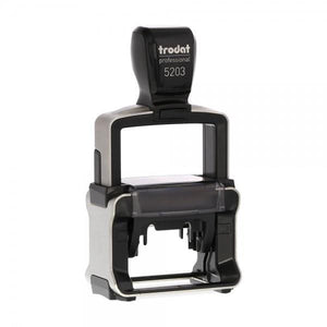Trodat Professional 5203 Custom Self-Inking Stamp 49 x 28mm