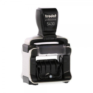 Trodat Professional 5430 Custom 4mm Date Stamp 41 x 24mm