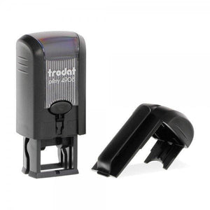 Trodat Printy 4908 Custom Self-Inking Rubber Stamp 15 x 9mm