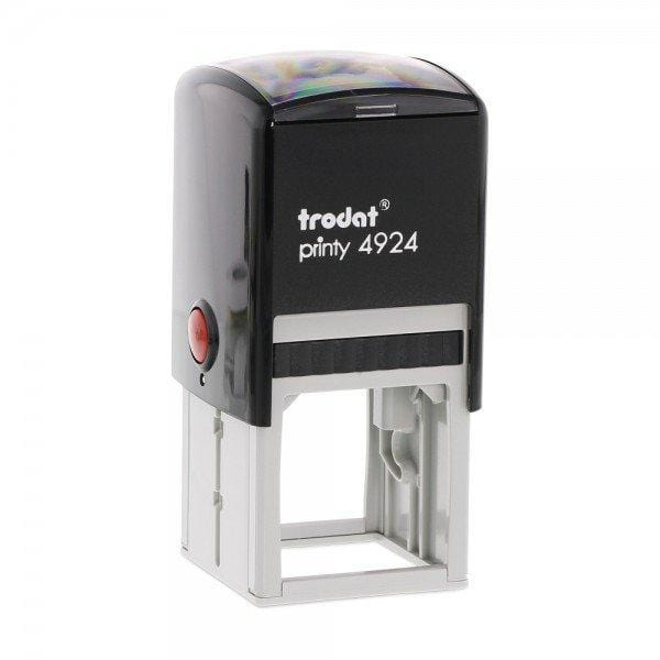 Trodat Printy 4924 Custom Self-Inking Rubber Stamp 40mm Square