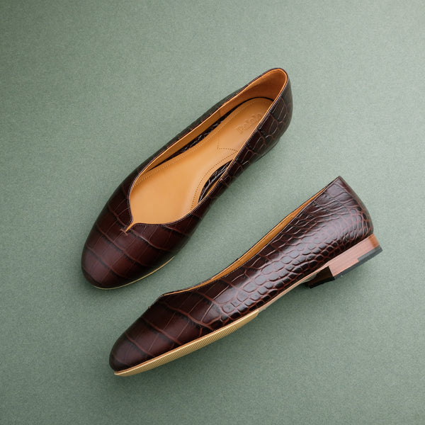 Advance Purchase Made-To-Order (MTO) Ballet Flats