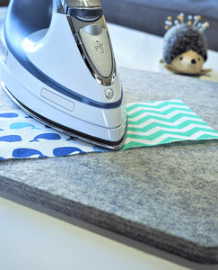 Wool Ironing Mat - 17 x 17 Inches