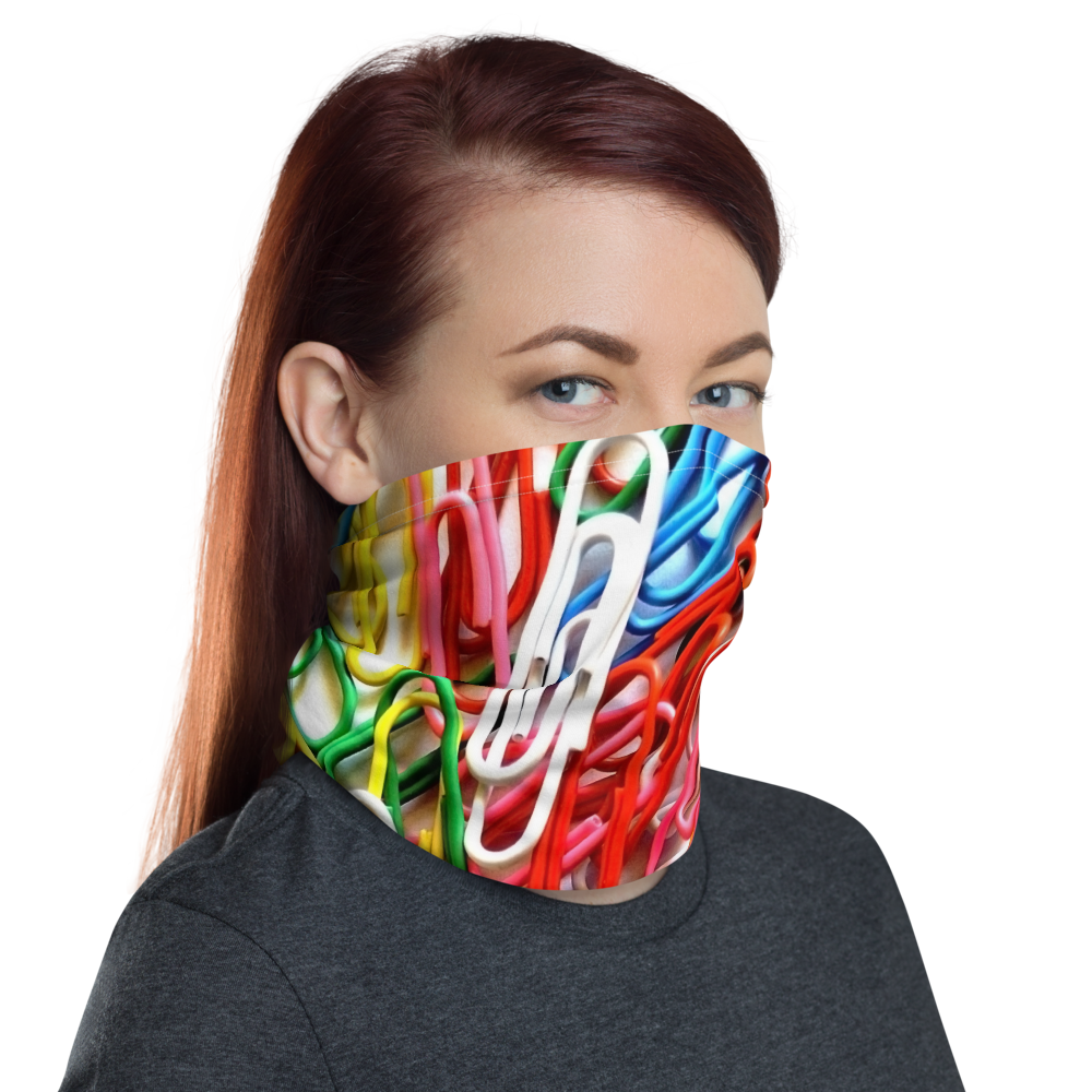 All-In-One Mask - Paperclips